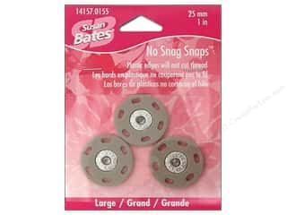 "Susan Bates Sewing Construction: Bates No Snag Snaps Large 1"" Dogwood"