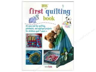 Children $3 - $4: Cico My First Quilting Book by Susan Akass