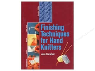 Finishing Techniques For Hand Knitters Book