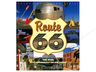 2013 Crafties - Best Adhesive: Route 66 Book