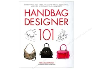 Potter Publishing Purses, Totes & Organizers Books: Voyageur Press Handbag Designer 101 Book