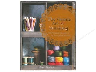 needlework book: The Gentle Art Of Stitching Book