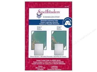 Spellbinders M Bossabilities Winter Wonders