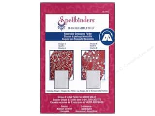 Spellbinders M Bossabilities Holiday Magic