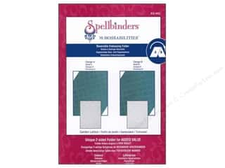 Spellbinders M Bossabilities Garden Lattice