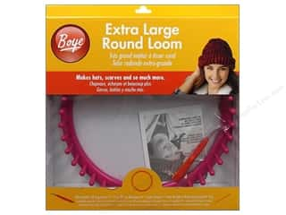 Boye Loom Tool Tool Loom Set 11.5&quot; Round Extra Lg