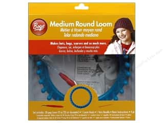 "Best of 2012 Boye Loom: Boye Loom Tool Set 9"" Round Medium"