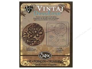 Sizzix Die Vintaj DecoEtch Lily Pads (3 piece)