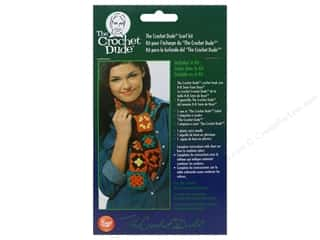 Weekly Specials Boye Crochet Dude Crochet Hooks: The Crochet Dude Scarf Kit