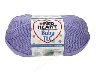 Red Heart Baby TLC Yarn 5oz Lilac 358yd