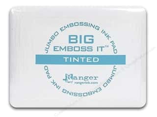 Ranger Emboss It Ink Pad Big Tinted