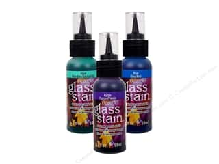 DecoArt Glass Stain 2oz, SALE $2.59-$3.69.