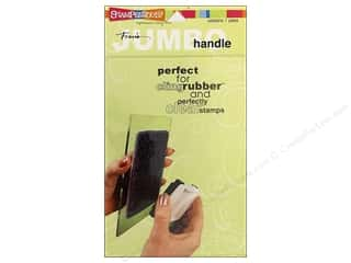 "Handles Scrapbooking & Paper Crafts: Stampendous Perfectly Clear Stamps Handle Jumbo 5""x 7"""