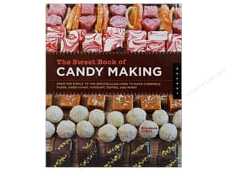 Quarry Books: Quarry The Sweet Book Of Candy Making Book
