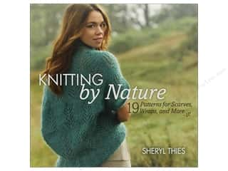 Crochet & Knit: Knitting By Nature Book