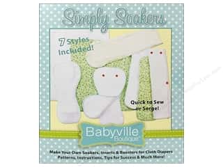 Simply Soakers Pattern