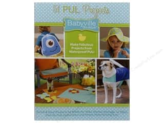 Potter Publishing Purses, Totes & Organizers Books: Dritz Babyville Boutique 51 PUL Projects Book