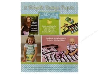 Family Books: Dritz Babyville Boutique 51 Boutique Projects Book