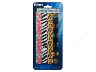 Allary Emery Board 4pc