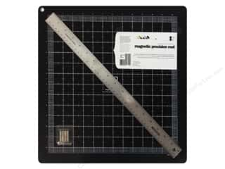 Mats Olfa Cutting Mat: BasicGrey Magnetic Precision Mat Kit