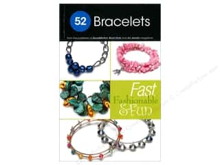 Kalmbach Publishing Co: Kalmbach 52 Bracelets Book