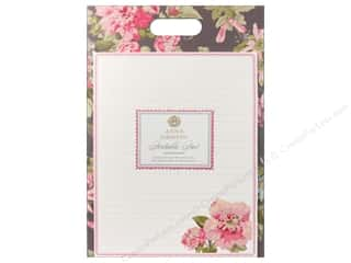 Office Flowers: Anna Griffin Portable Pad Camilla