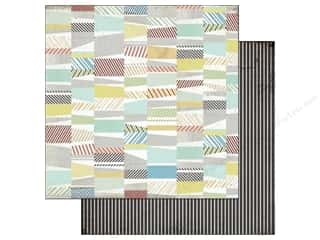 BasicGrey Paper 12x12 Clippings Herald (25 piece)