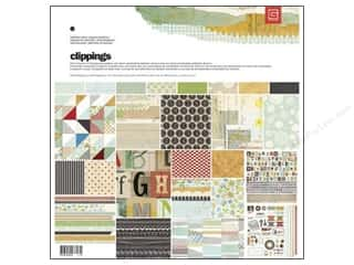 BasicGrey Paper Collection Pack Clippings