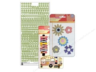Scrapbooking Sale: BasicGrey Stickers, SALE $0.79-$4.89.