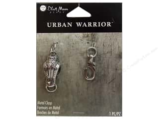 Blue Moon Clasps UrbanWarrior Hook Gator AntSilver
