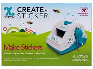 "Xyron 250 2.5"" Create A Sticker Machine"