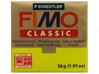 Blend Clay & Modeling: Fimo Classic Clay 56gm Yellow