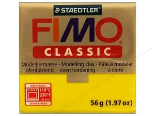 Fimo: Fimo Classic Clay 56gm Golden Yellow