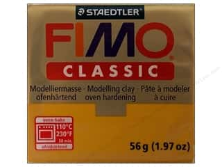 Fimo Classic Clay 56gm Ochre