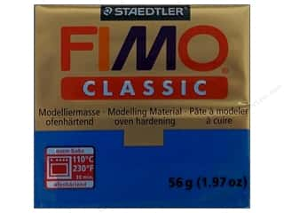 Clay Blue: Fimo Classic Clay 56gm Blue