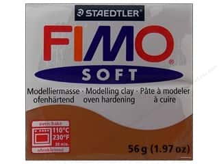 Fimo Art Accessories: Fimo Soft Clay 56gm Caramel