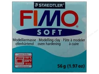 Fimo Fimo Soft Clay 56gm: Fimo Soft Clay 56gm Peppermint
