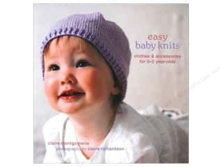 Easy Baby Knits Book