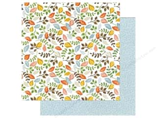 American Crafts 12 x 12 in. Paper Afternoon Deligh (25 piece)