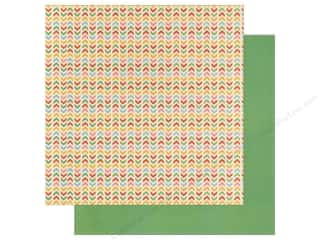American Crafts 12 x 12 in. Paper Green Light (25 piece)