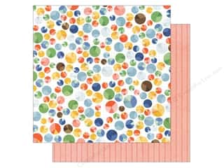 American Crafts Paper AT ReadySetGo On The Clock (25 piece)