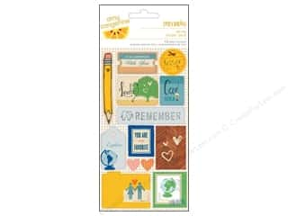 Stickers Clearance Crafts: American Crafts Stickers Amy Tangerine Ready Set Go Oh Yes