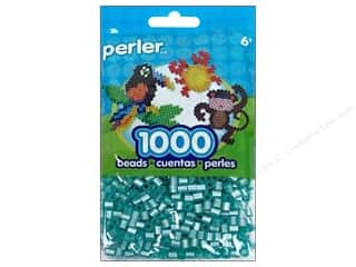 Perler $1 - $3: Perler Beads 1000 pc. Pearl Light Blue
