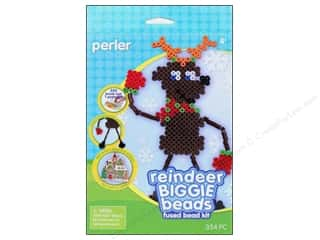 Perler Biggie Bead Activity Kit Reindeer