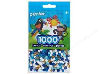 Beads Beading & Jewelry Making Supplies: Perler Bead 1000 pc. Winter Mix