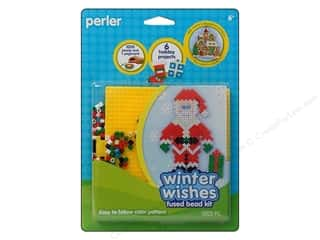 Perler Fused Bead Kit Winter Wishes