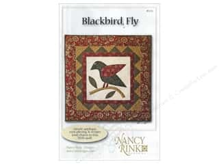 Blackbird, Fly Pattern