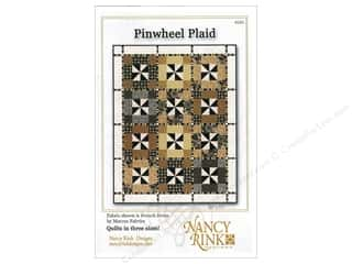 Pinwheel Plaid Pattern
