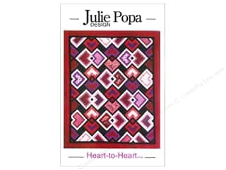 Anniversaries Books & Patterns: Julie Popa Design Heart To Heart Pattern