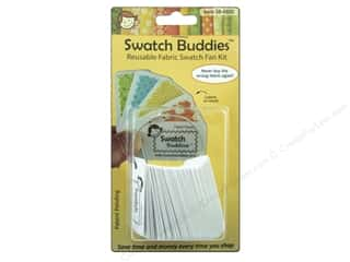 Swatch Buddies Fabric Fan 48pc